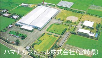 ハマナカホビール株式会社(宮崎県)