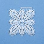 H202-282  花びらモチーフ(大)