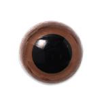 H220-113-2  クリスタルアイ 13.5mm ブラウン