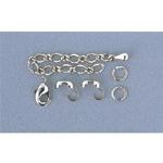 H230-115-2  カニカンキットセット 銀