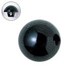 H430-301-12  プラスチックアイ 12mm ブラック