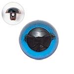 H430-303-10  プラスチックアイ クリスタルカラー 10mm クリスタルブルー