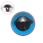 H430-303-12  プラスチックアイ クリスタルカラー 12mm クリスタルブルー