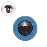 H430-308-10  プラスチックアイ マットカラー 10mm ブルー
