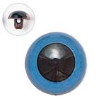 H430-308-13  プラスチックアイ マットカラー 13mm ブルー