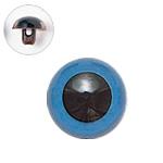 H430-308-9  プラスチックアイ マットカラー 9mm ブルー