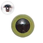 H430-310-10  プラスチックアイ マットカラー 10mm グリーン
