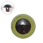 H430-310-12  プラスチックアイ マットカラー 12mm グリーン