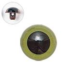H430-310-9  プラスチックアイ マットカラー 9mm グリーン