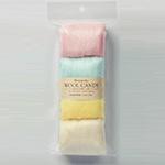 ウールキャンディ・マテリアルセット きらきら羊毛トゥインクル4色セット